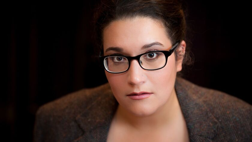 Carmen Maria Machado is author of a short story collection 'Her Body and Other Parties'