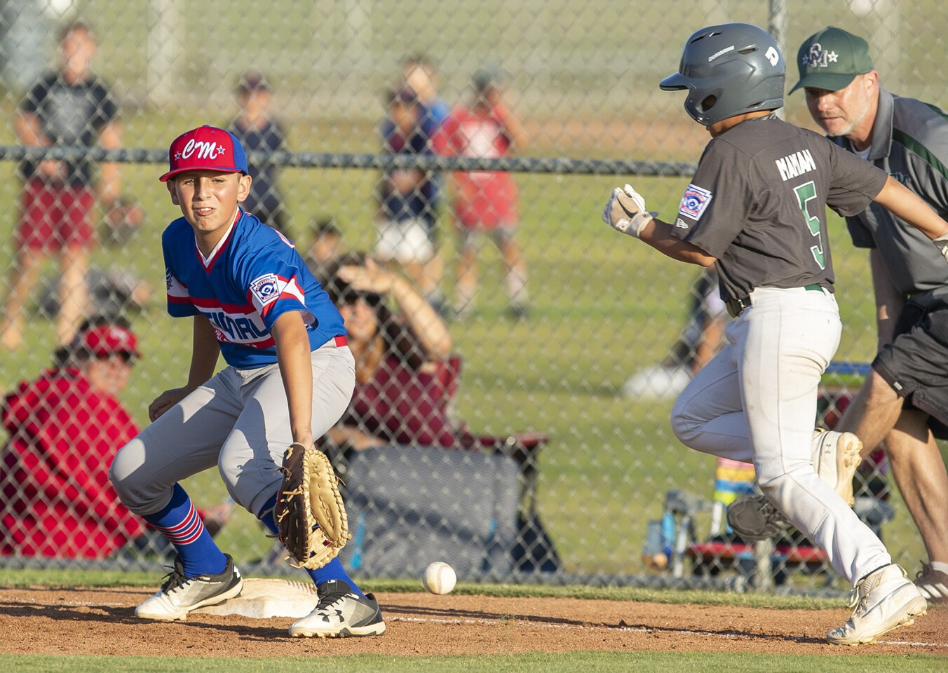 Photo Gallery: Costa Mesa Little League Mayor's Cup Game 1