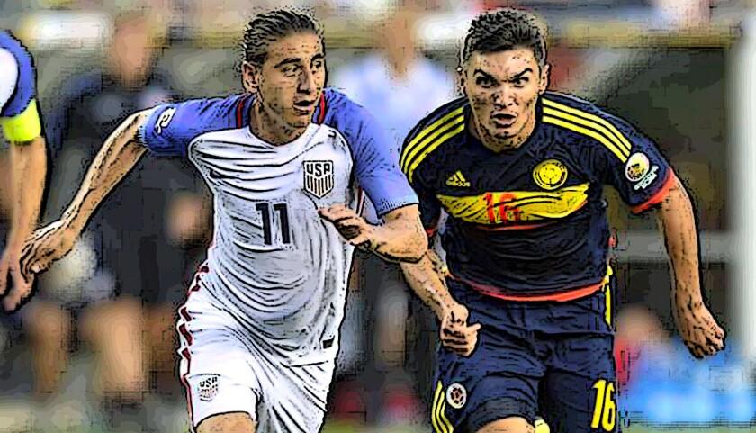 EEUU vs Colombia... por orgullo.