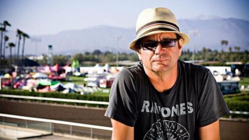 Before he launched the Vans Warped Tour in 1995, Kevin Lyman earned a degree in Recreation Administration from California State Polytechnic University, Pomona. (Photo by Chad Sengstock)