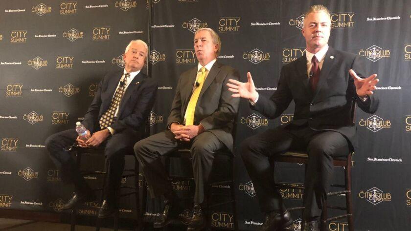 John Cox, Doug Ose, Travis Allen
