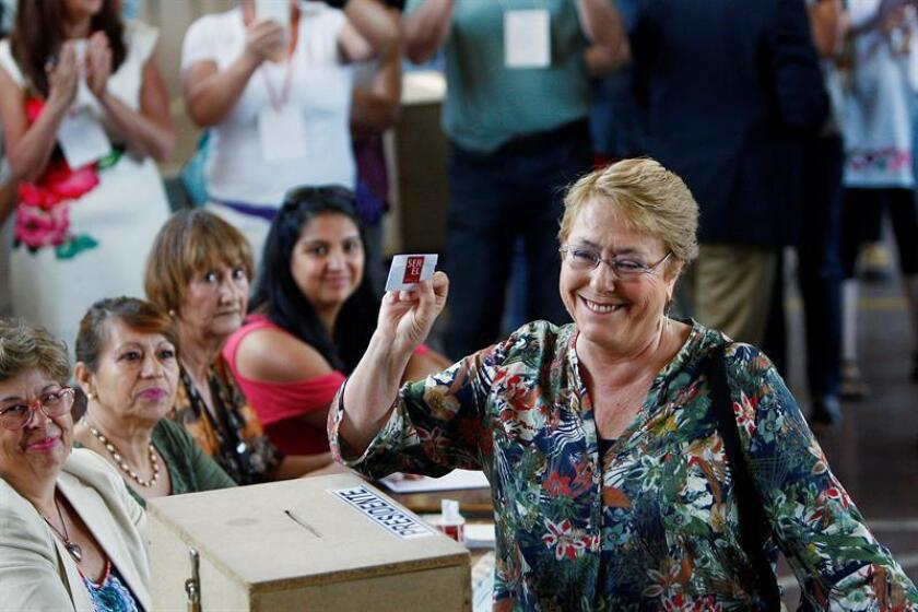 Peña Nieto reconoce trayectoria e impulso de Bachelet a integración regional