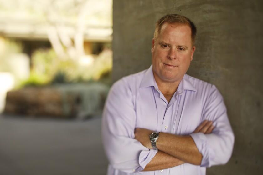 Rich McHugh, former producer at NBC News for Ronan Farrow