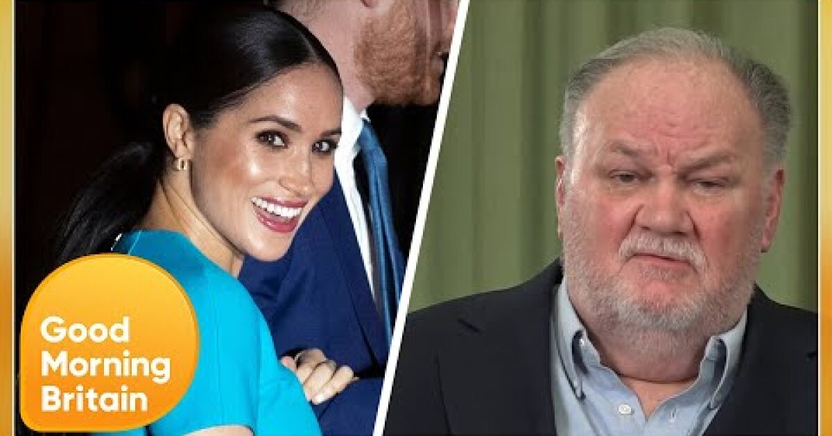 Meghan's father half sister slam her after Oprah interview – Los Angeles Times
