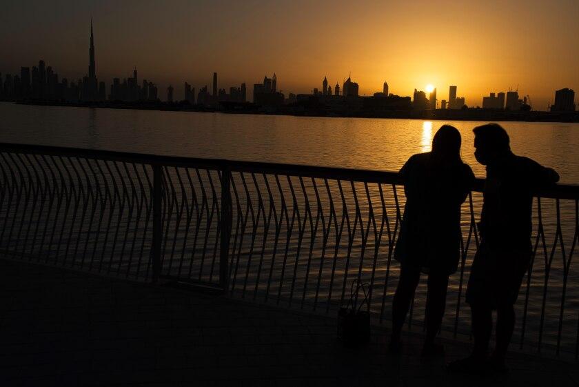 VIrus Outbreak Deglobalized Dubai
