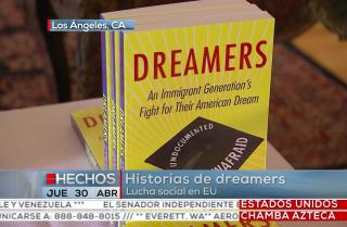 TV Azteca: Libro, 'Dreamers'