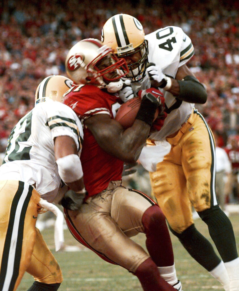 PACKERS-49ERS RIVALIDAD