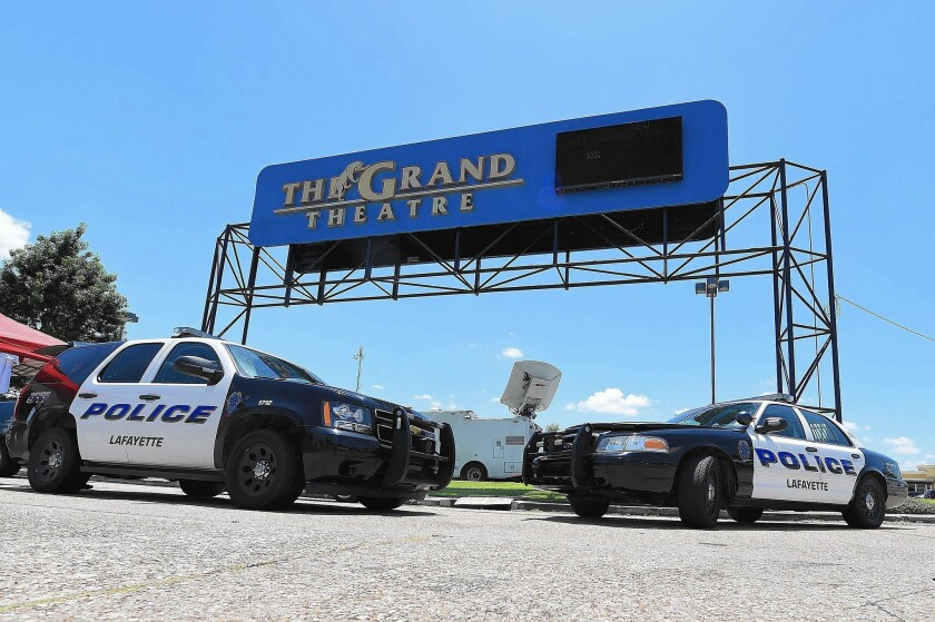 Theater shooting In Lafayette