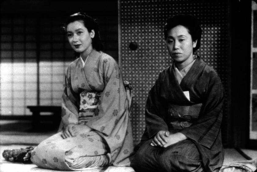 Setsuko Hara dies at 95; 'Tokyo Story' star worked with Ozu, Kurosawa