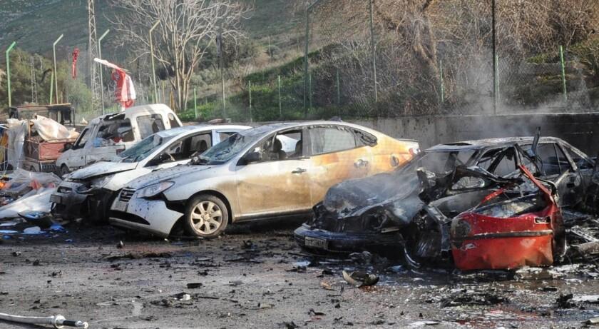 Car bomb on Turkish-Syrian border kills 10, injures dozens