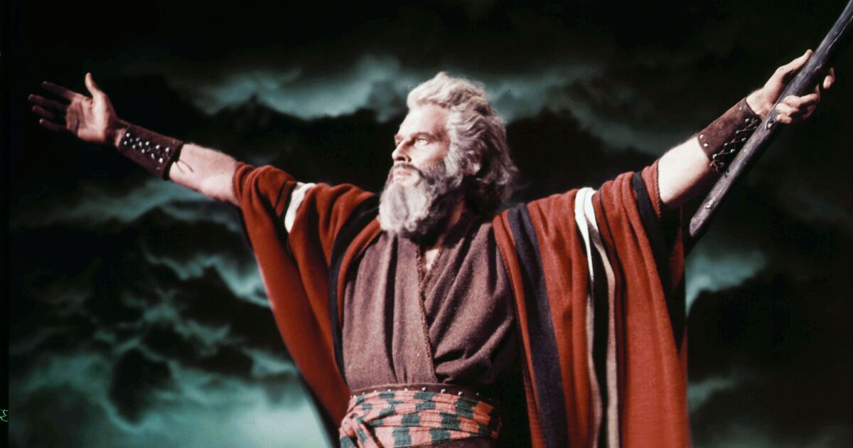 What's on TV This Week: 'The Ten Commandments,' a 'Law & Order' spinoff, the Final Four and more