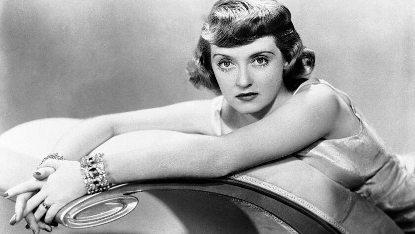Bette Davis in 1937.
