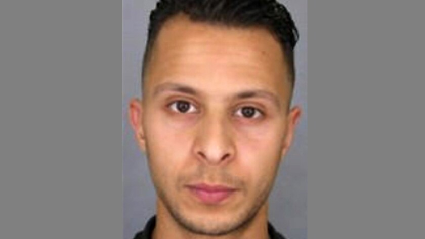 Paris attack suspect invokes silence for third time with judge to protest 24-hour surveillance