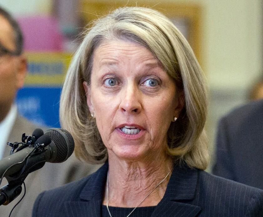 Nevada's Secretary of State Barbara Cegavske