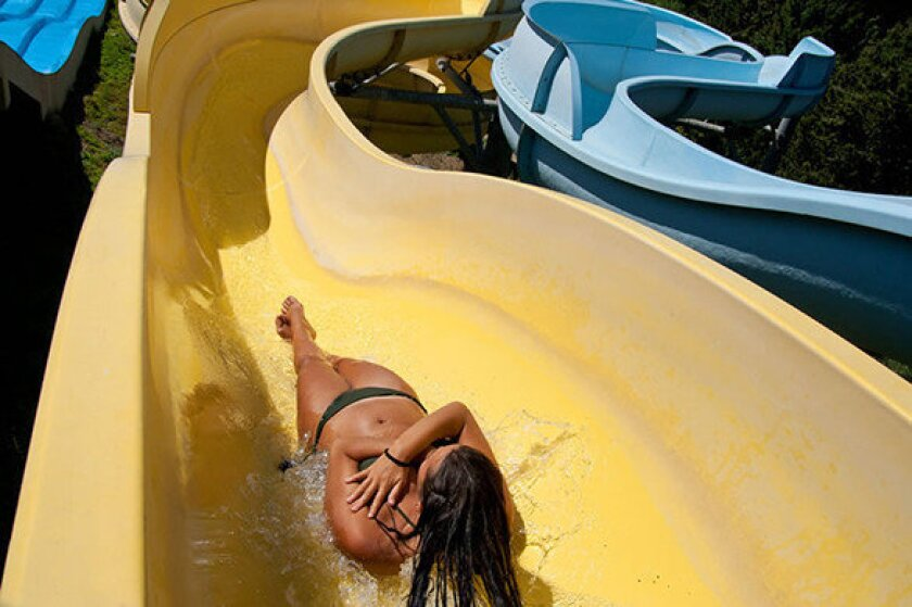 Italy's Etnaland water park
