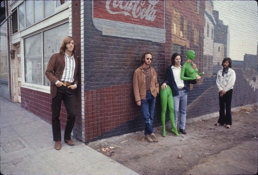 L A S Day Of The Doors Marks 50th Anniversary Of Debut Album Los Angeles Times
