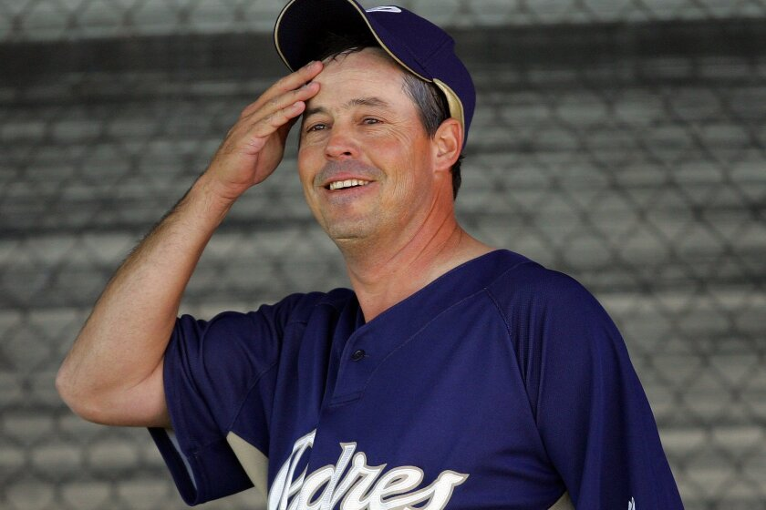 Former Padre pitcher Greg Maddux was voted into Baseball Hall of Fame.