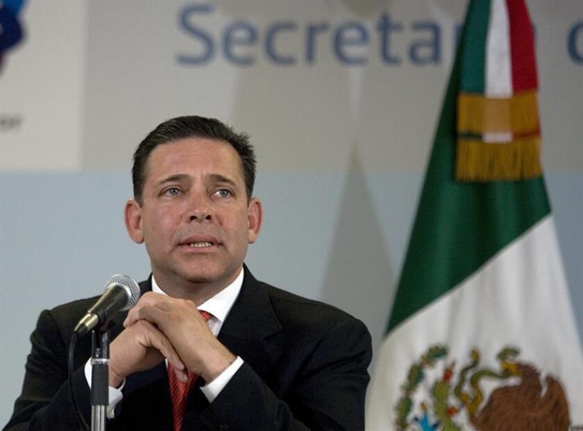 Fotografía de archivo del exgobernador del estado de Tamaulipas, Eugenio Hernández. EFE/Archivo