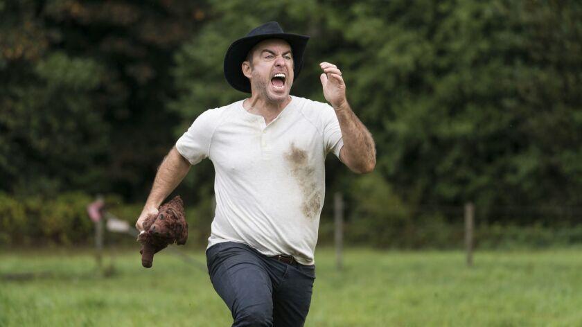 """Jason Jones in """"The Detour"""" on TBS."""