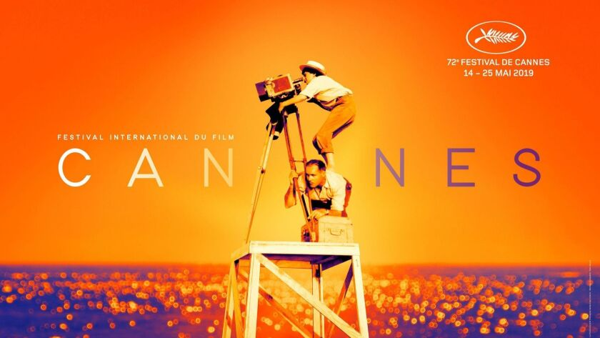 72nd Cannes Film Festival - Official Poster released, France - 15 Apr 2019