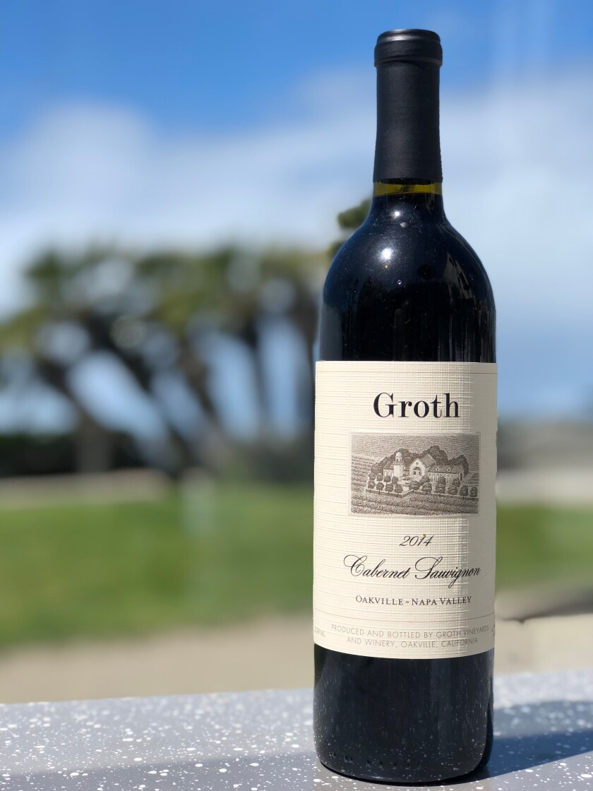 JRDN welcomes Napa's Groth winery on May 14.