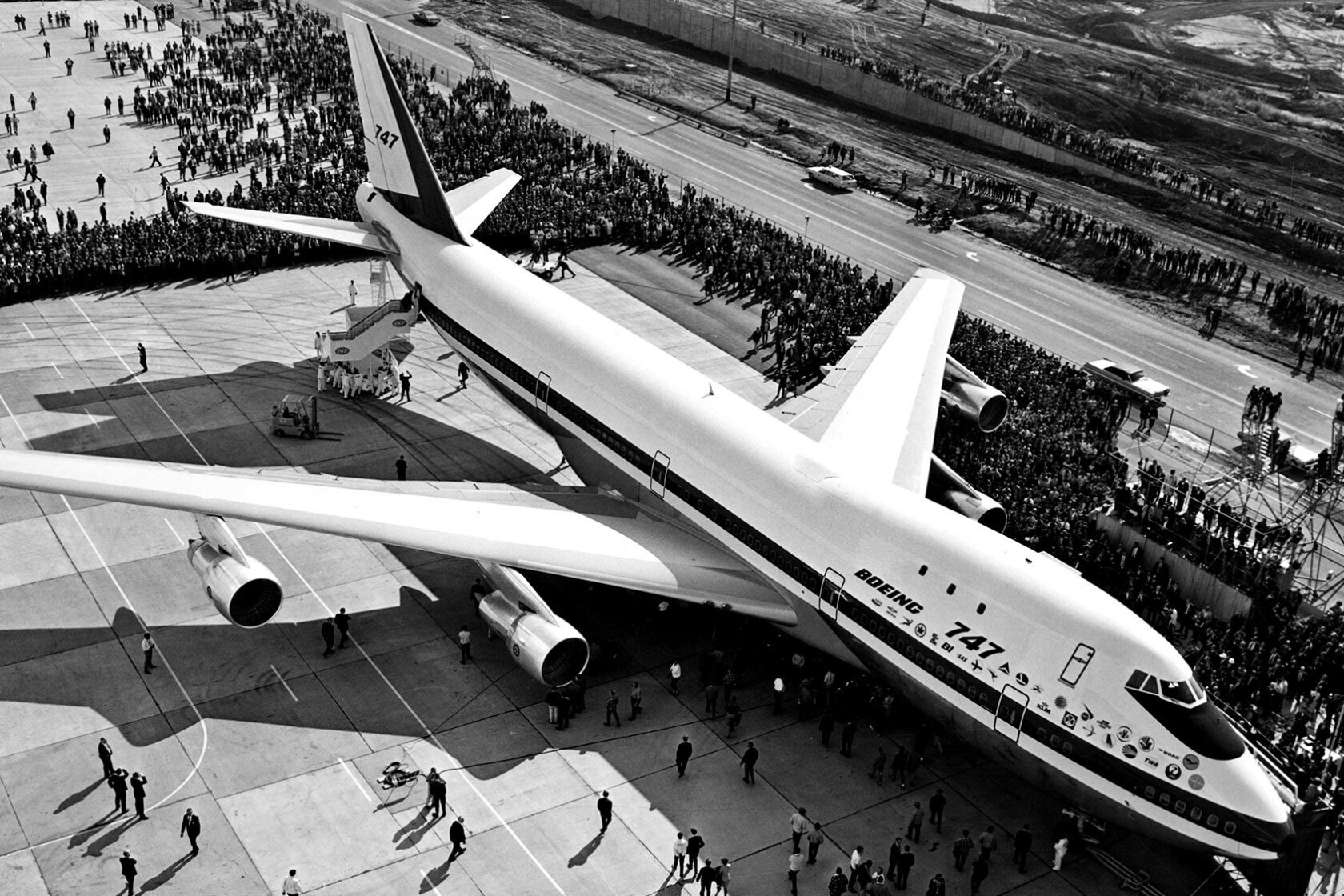 Once the queen of the skies, the 747 will soon be just a