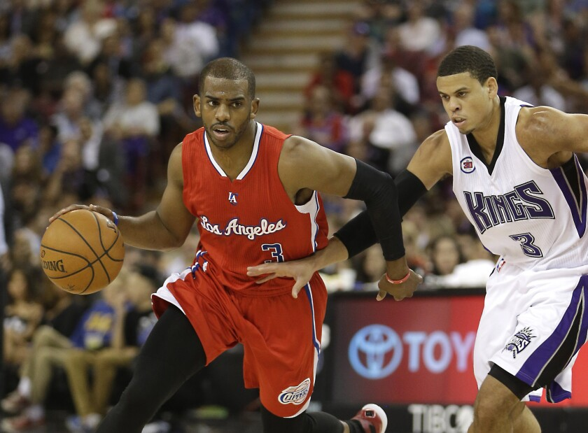 Chris Paul, Ray McCallum