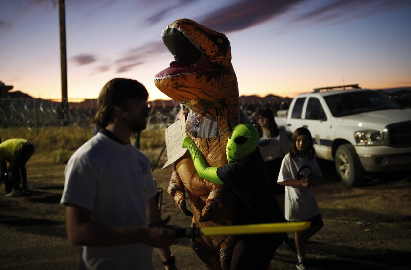 Storm Area 51 Events