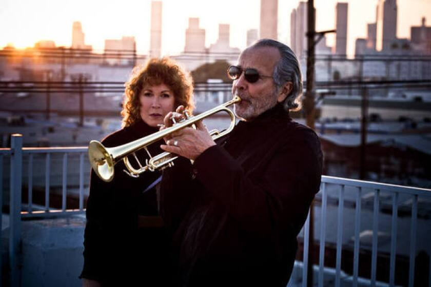 Lani Hall and Herb Alpert will perform in Costa Mesa on May 20.
