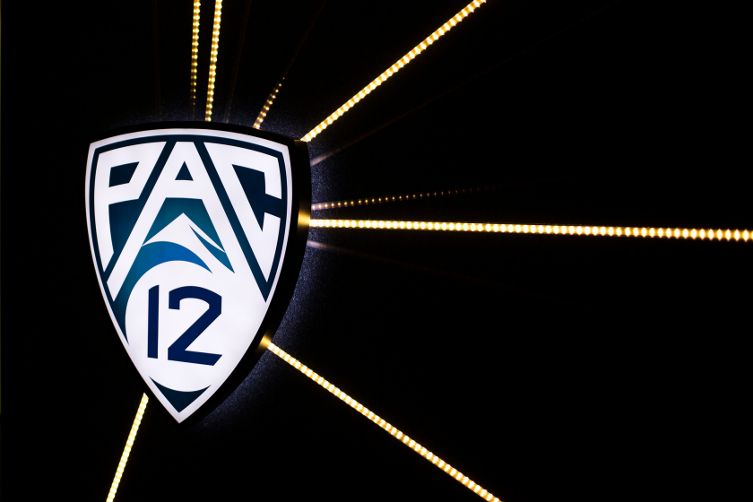The Pac-12 logo