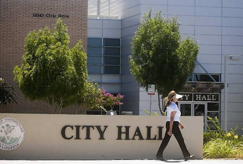 On Monday it got worse. The Securities and Exchange Commission accused the city, a key financial advisor and others of defrauding investors in a $13.3-million bond sale in 2008. Above, City Hall.