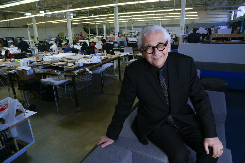 Marvin Malecha is the new president of the Newschool of Architecture and Design in downtown San Diego.