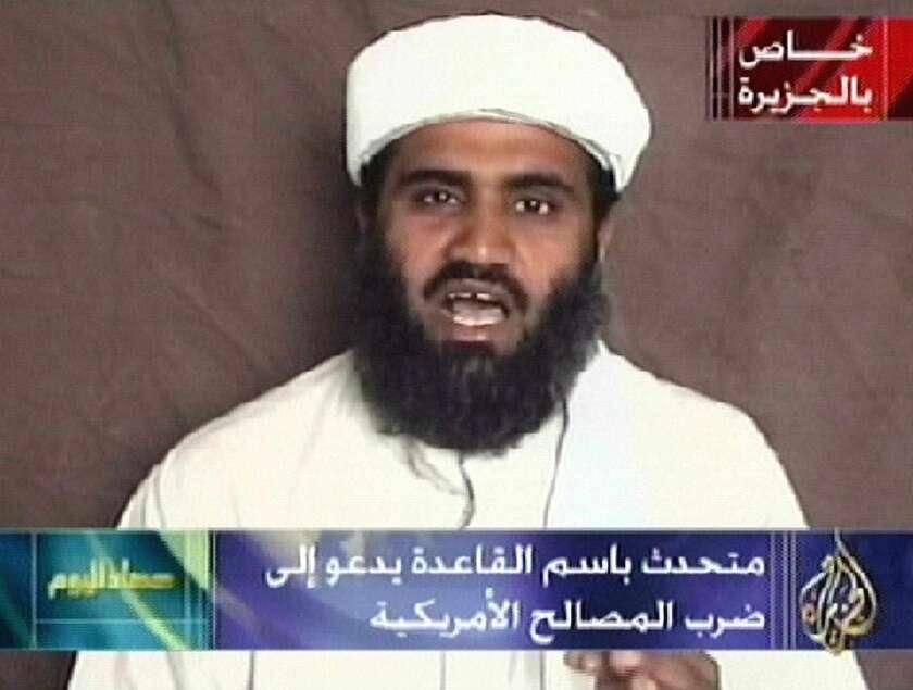 Al Qaeda suspect