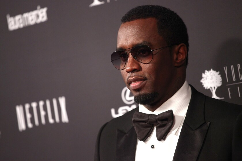 """Sean """"Diddy"""" Combs, the erstwhile rapper-producer-vodka mogul, is trying for another act as a tech-and-media entrepreneur, with his Revolt TV cable network"""
