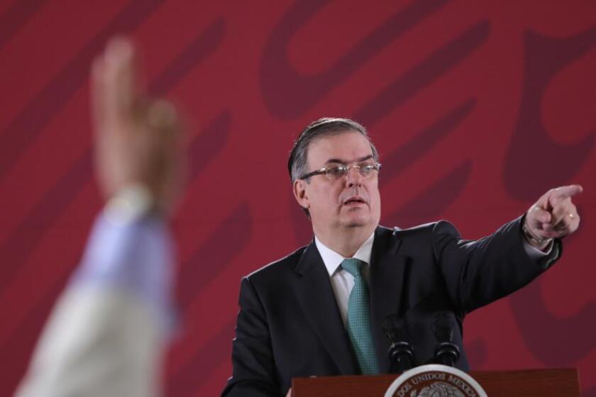 México asegura haber reducido 56 % flujo migratorio hacia EE.UU. tras acuerdo
