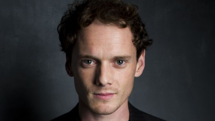 "TORONTO, ON, CA--FRIDAY, SEPTEMBER 11, 2015-- Anton Yelchin, from the movie ""Green Room"", photograph"