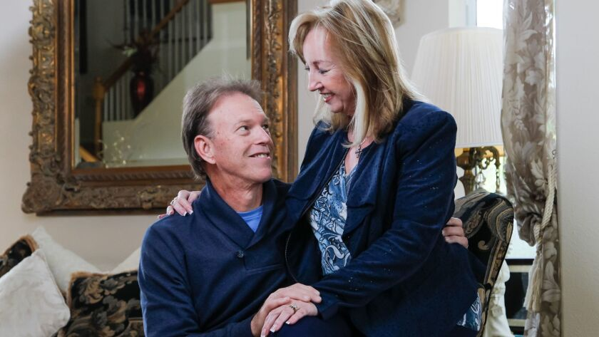 Carlsbad residents Brad and Beth Thorp started the Mitchell Thorp Foundation in honor of their son Mitchell, who passed away in 2008.