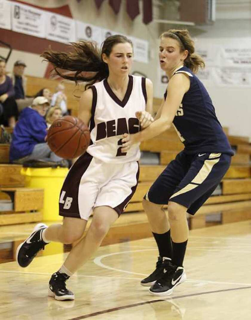 Girls' Basketball: Breakers continue to build