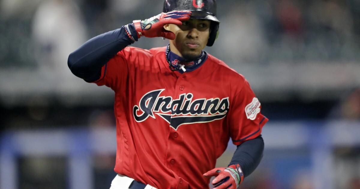 Progress report: Cleveland Indians