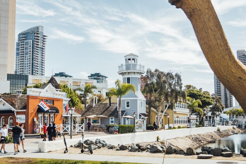 Explore the local arts scene at Seaport Village's new pop-up festival.