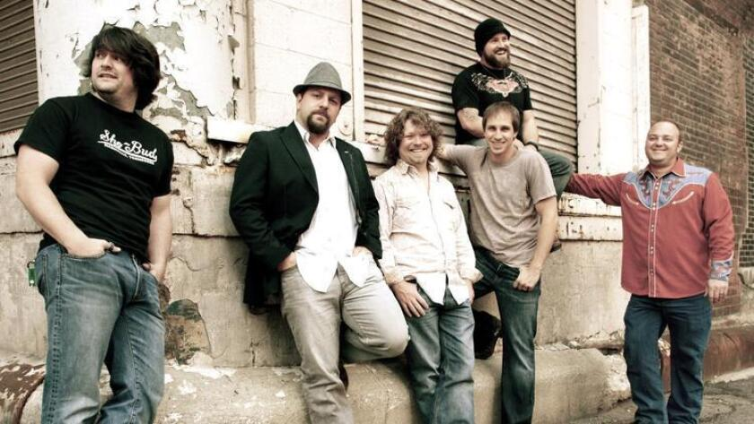 MUSIC---Zac Brown Band. credit: www.jeffography.com. SOURCE: Shorefire