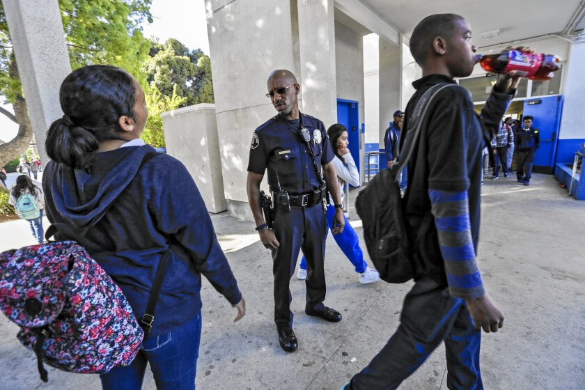 Why some LAUSD teachers are balking at a new approach to discipline problems