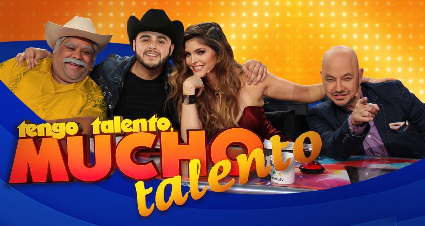 El artista nominado al Grammy y acreedor del Premio Latin Billboard® retoma su puesto como juez del exitoso programa Tengo Talento Mucho Talento.