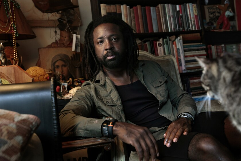"Marlon James is the first Jamaican to win the Man Booker Prize, for his novel ""A Brief History of Seven Killings."""