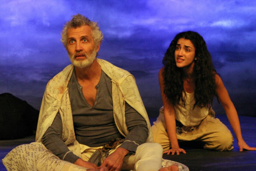 'Tempest Redux' at the Odyssey Theatre