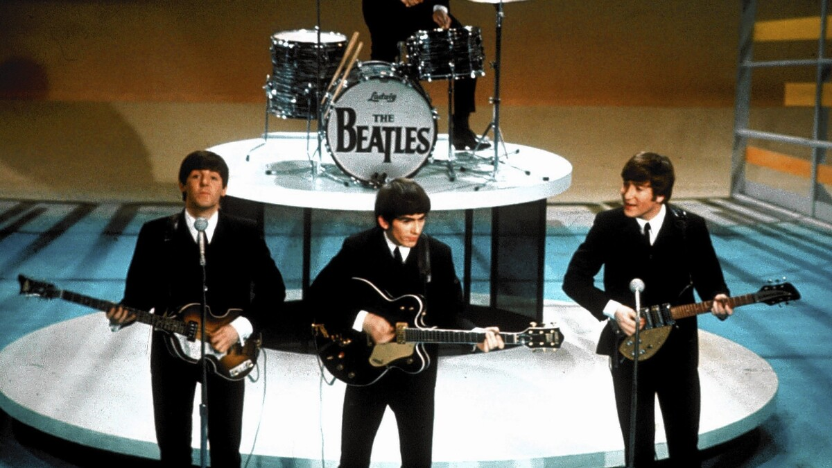 Beatles Road To Rock History Started Before Ed Sullivan Show Los Angeles Times