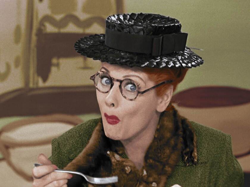 I LOVE LUCY FUNNY MONEY SPECIAL Lucille Ball