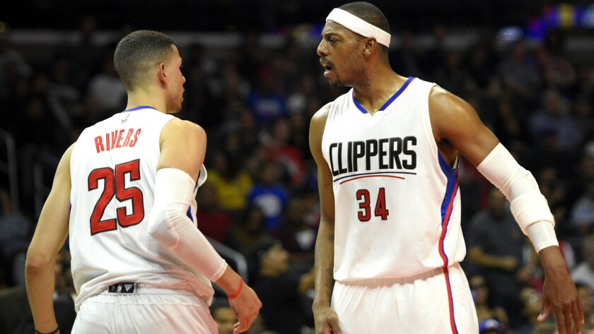 Paul Pierce shows Clippers why they need to believe in his 'Truth'