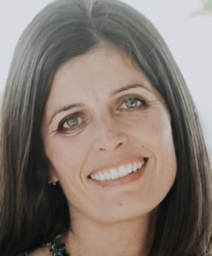 Solana Beach School District Teacher of the Year Susana Baum.