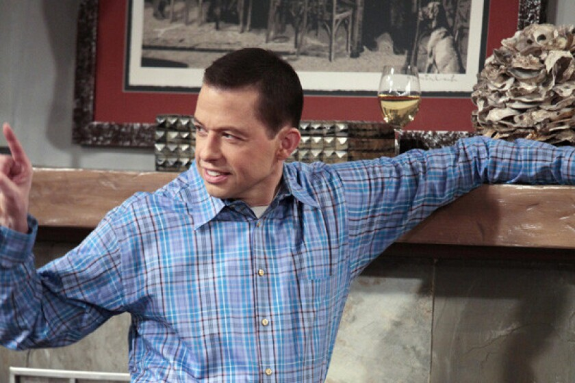 """Jon Cryer of """"Two and a Half Men."""""""